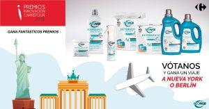 Neonob participa en los premios Innovación de Carrefour
