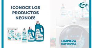 Por qué usar el detergente y suavizante de Neonob