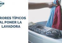 Errores más comunes en el lavado de la ropa