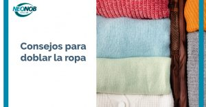 Consejos para doblar la ropa
