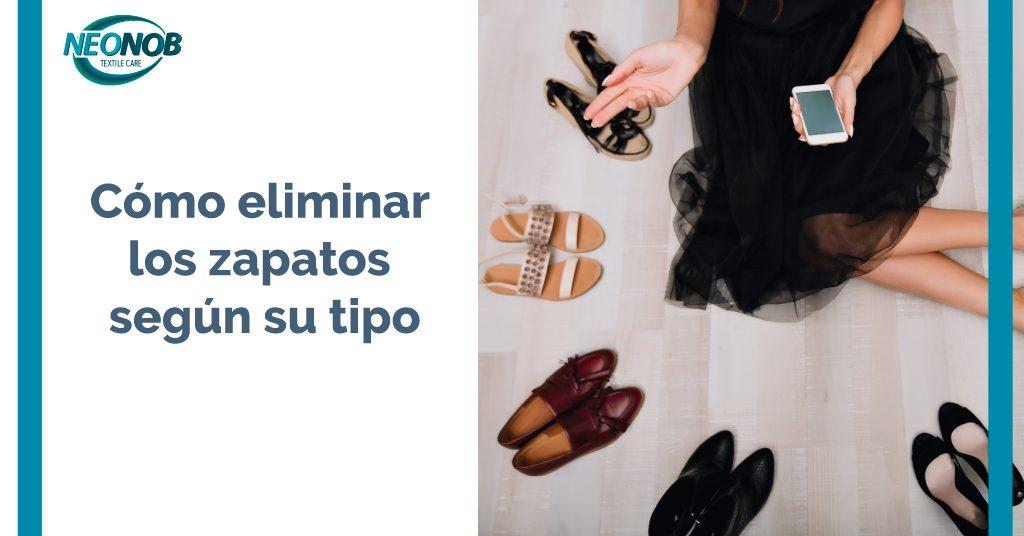 Cómo limpiar los zapatos según su tipo